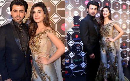 Urwa-Farhan At Hum Style Awards 2018
