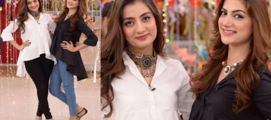 Introducing another Sister Duo—UroosaQureshi and MehwishQureshi