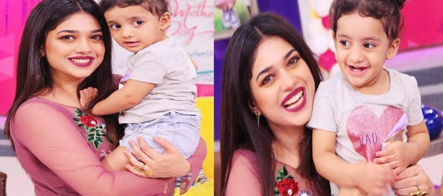 Sanam Jung & Alaya Duo Looks Adorable Together