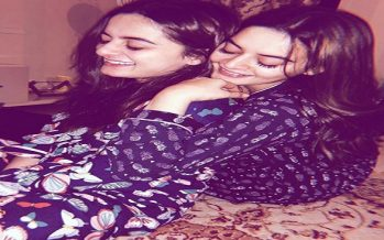 A Cute Video Of Aiman Khan And Minal Khan In Turkey