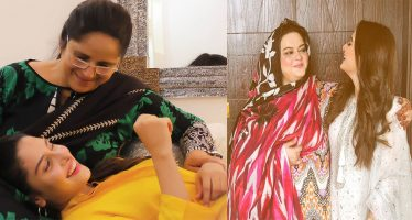 Pakistani Celebrity Daughters And Celebrity Mothers
