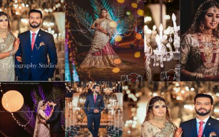 Anum Fayyaz Wedding Photoshoot – Beautiful Pictures