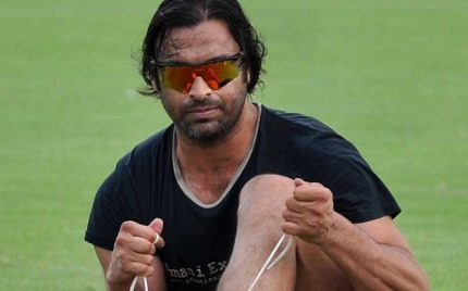 Shoaib Akhtar Got Angry With Indian Anchor