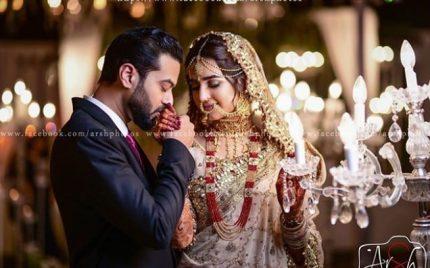 Anum Fayyaz And Asad's Wedding-Videos
