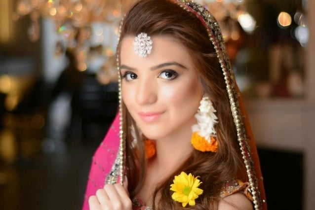 Moammar Rana's Daughter Rea, Looks Beautiful In These Latest Pictures