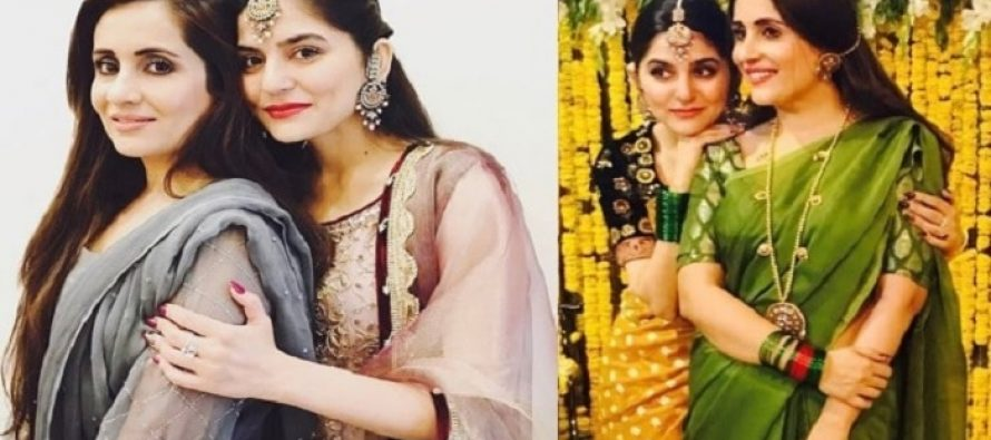 """Sabreen Hisbani Is A Much Better Actress Than Me"" – Sanam Baloch"