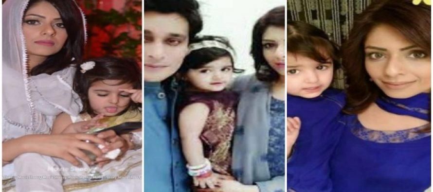 Sahir Lodhi's Wife & Daughter's Beautiful Pictures