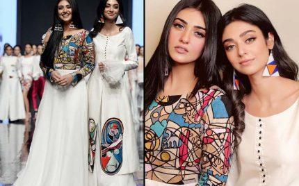 Sister Duo Sara & Noor Khan Looked Ravishing At A Recent Event