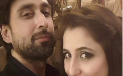 Sami Khan's Beautiful Family Pictures!