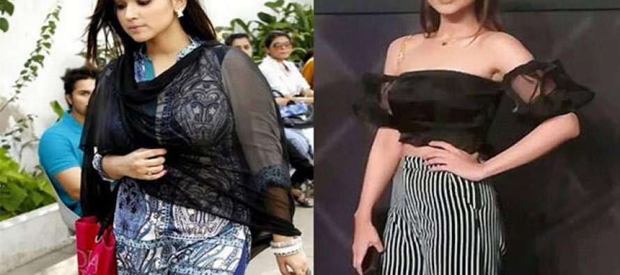 Faryal Mehmood's Amazing Weight Loss – Transformation Pictures
