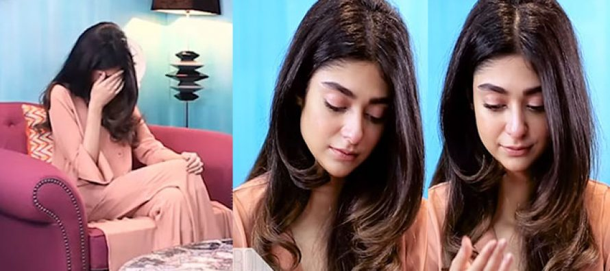Noor Khan Gets Emotional While Talking About Her Mother's Death