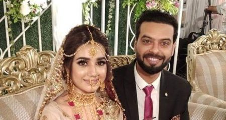 Anum Fayyaz Wedding Pictures!