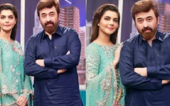 Nida Yasir Tells The Good Qualities Of Her Husband