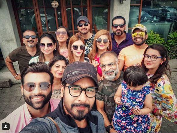 Faizan Sheikh And Maham Aamir's Recent Pictures