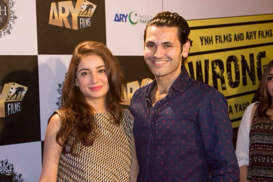 Here's How Sarwat Gillani Met Her Husband