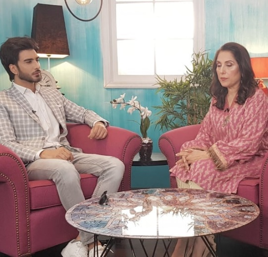 Imran Abbas Gets Emotional While Talking About His Sister's Death