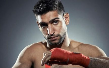 Amir Khan Allegedly Tried To Cheat Again