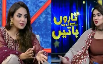 Nadia Khan's Harsh Criticism Of Morning Shows