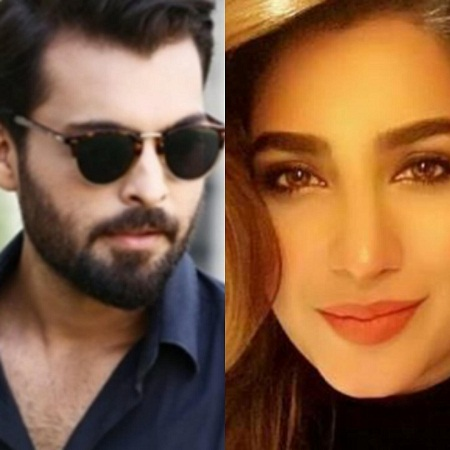 Mehwish Hayat And Asad Siddiqui To Star In A Web Series