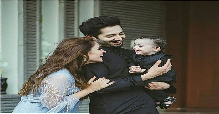 Ayeza Khan's Comment About Son Rayan Taimoor
