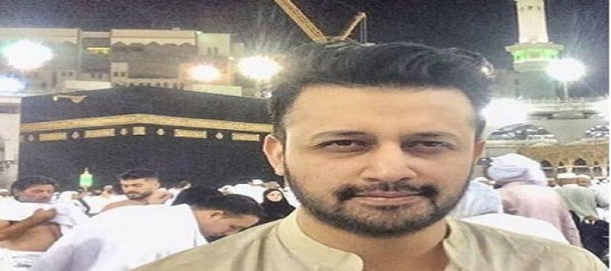 Atif Aslam In Makkah To Perform Umrah