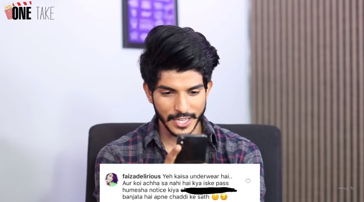 Mohsin Abbas Haider Shares Why He Posts So Many Pictures With Minimal Clothing