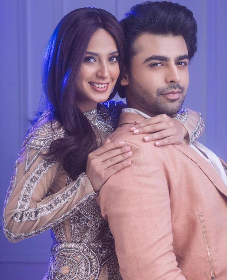 Iqra Aziz And Farhan Saeed's Latest Pictures
