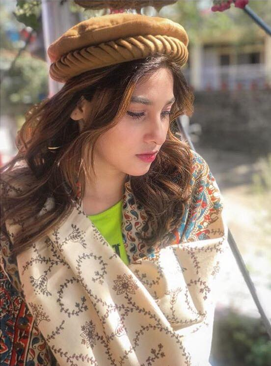 Cutest Pictures Of Hina Altaf From Murree
