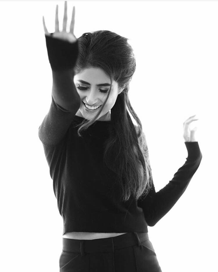 Sajal Ali's Pictures From A Latest Photo Shoot