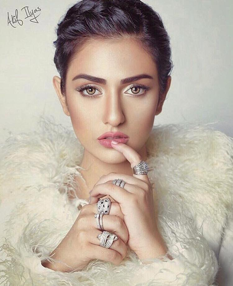 Stunning Pictures Of Sarah Khan From Her Latest Photo Shoot