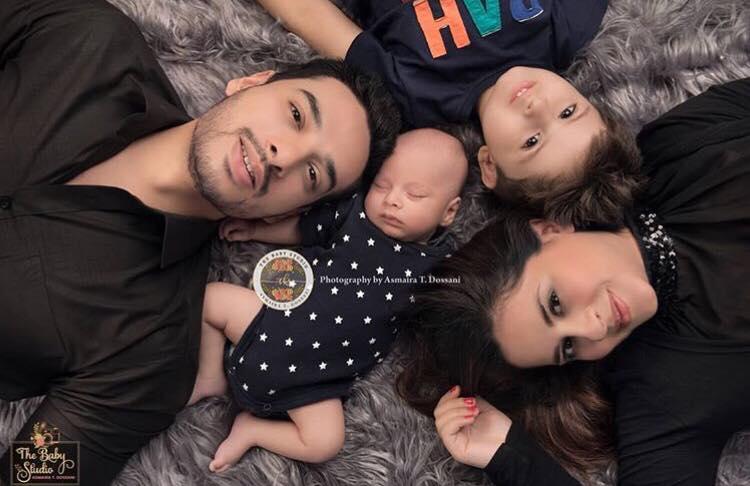 Fatima Effendi & Kanwar Arsalan Blessed With A Baby Boy