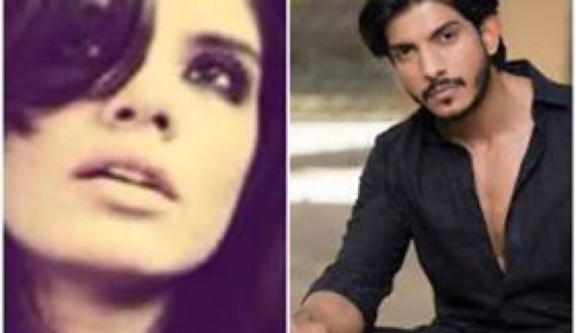 "Schumaila Hussain and Mohsin Abbas Haider Working On The Music Of Film""Senti Aur Mental"""