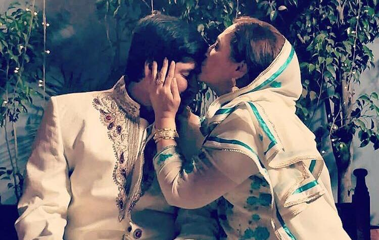 Image result for Imran Ashraf and Asma Abbas