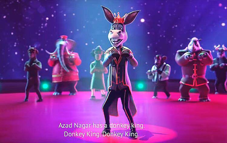 The Donkey King – Movie Review