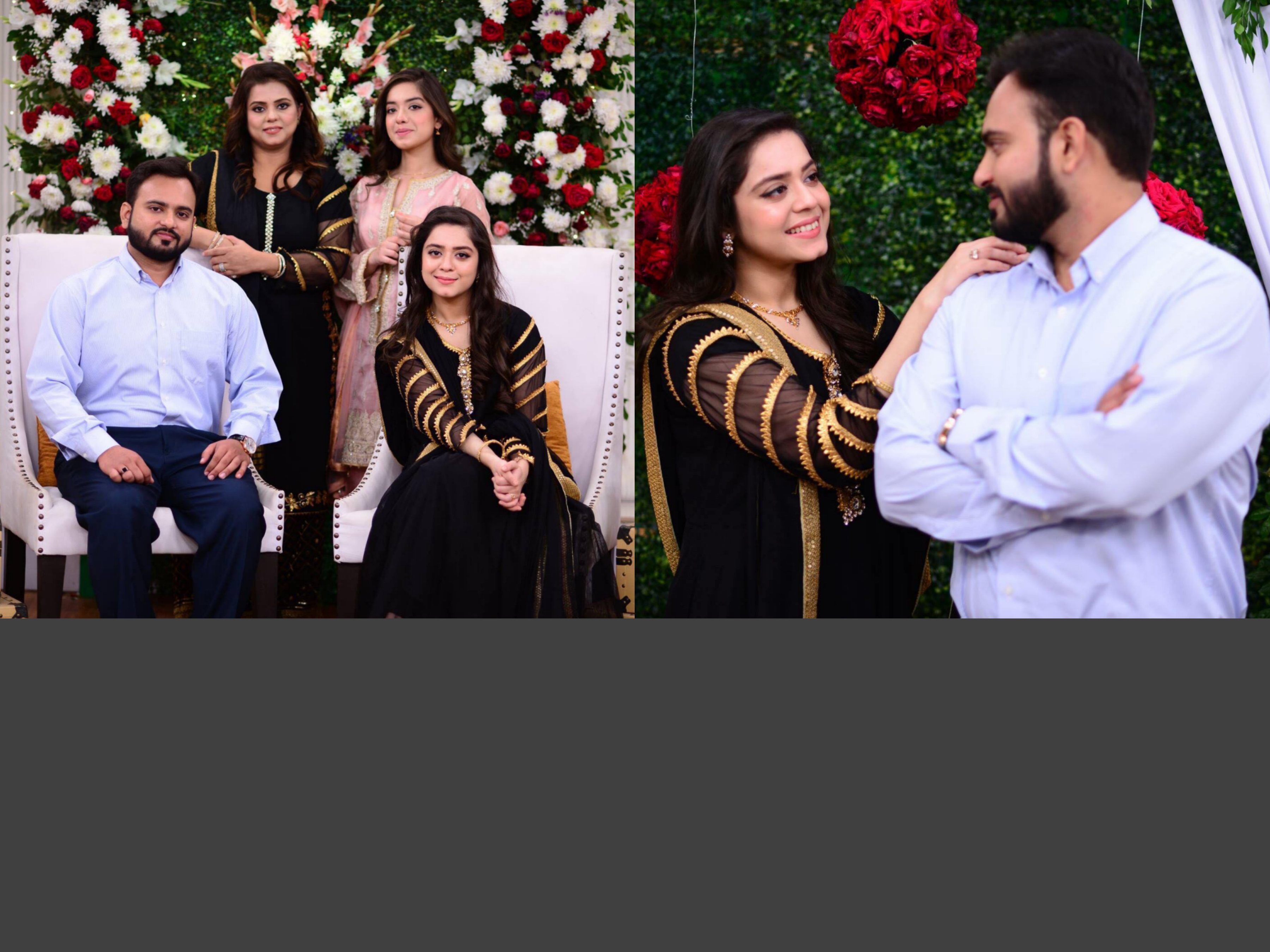Sarah Razi And Her Husband on Good Morning Pakistan