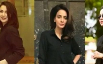 The Love Of Pakistani Starlets For Menswear!