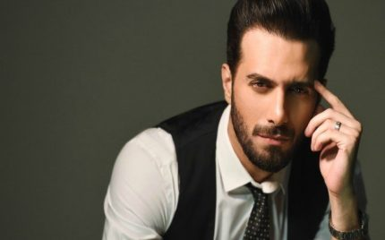 Emmad Irfani Nominated For 100 Most Handsome Men