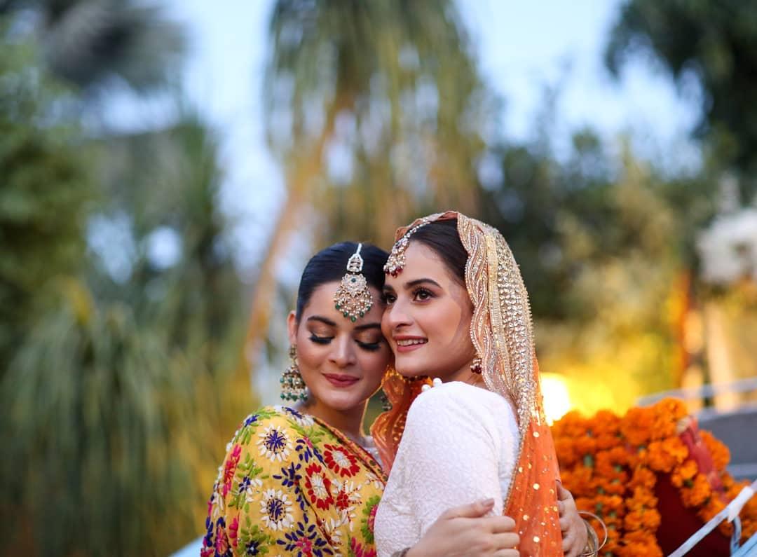 Aiman Khan Dholki Pictures