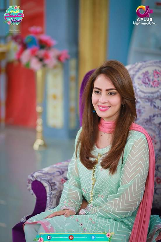 Confession Game On Ek Nayi Subah With Farah
