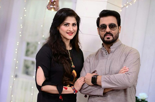 Sahiba And Rambo On The Sets Of GMP
