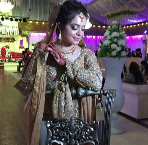 Sara Razi Khan's Walima-Pictures