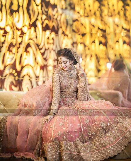 Aleezay Shah's Bridal Shoot-Pictures