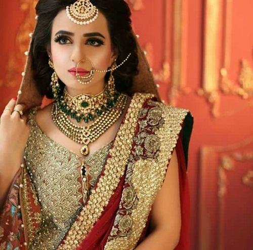 Sumbul Iqbal Khan's Latest Bridal Shoot