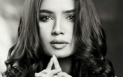 Actress Kiran Haq's Bold Photoshoot
