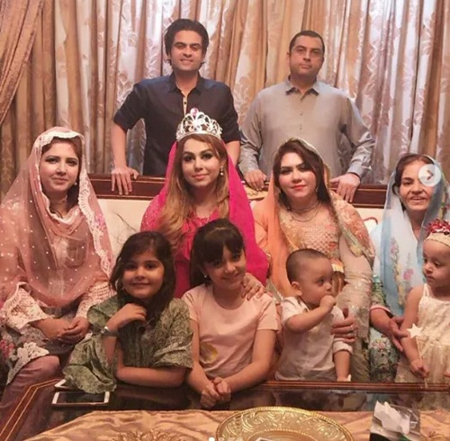 Its Family Time For Ahmed Shahzad