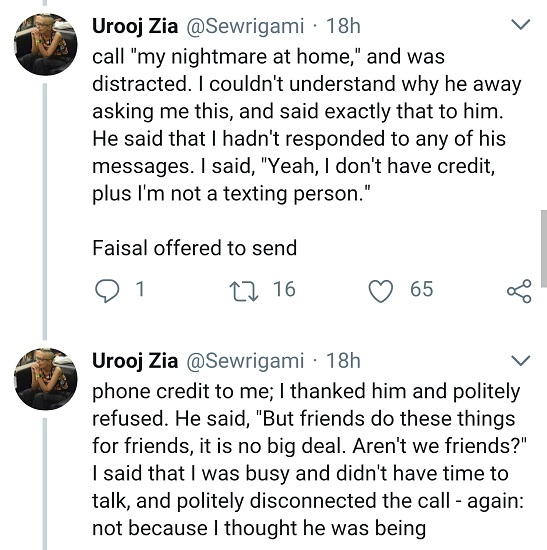 Faisal Edhi Accused Of Harassing A Woman