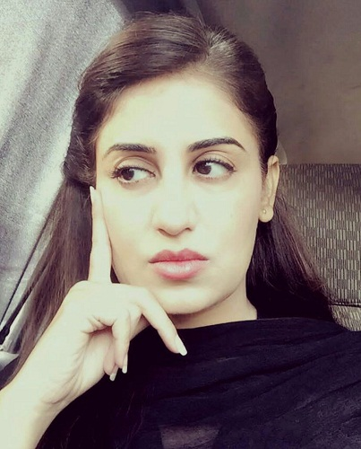 Iqrar ul Hassan's Second Wife Farah Yousaf In China