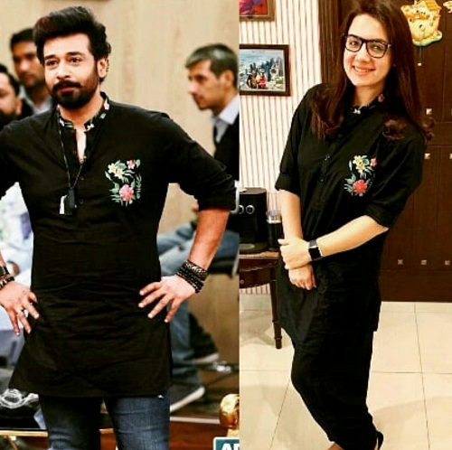 Faysal Qureshi's Beautiful Family Pictures