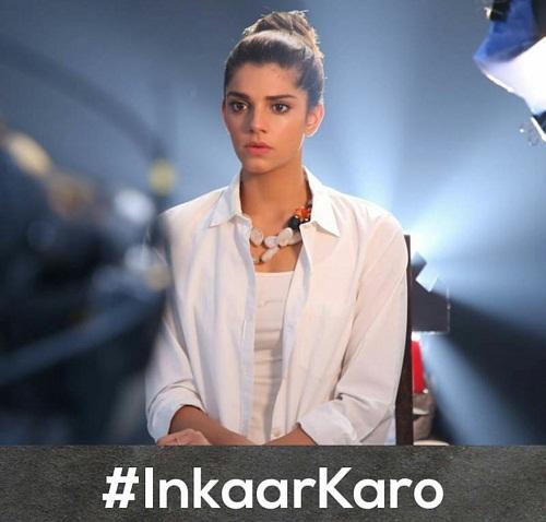 Angeline Malik Launches Inkaar Karo