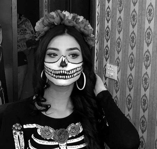 Ramsha Khan's Halloween Look